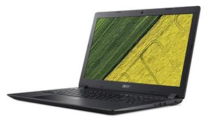 "ACER Aspire 3 (A315-51-55E3) Ci5-7200U/4GB/256GB SSD/15.6""FHD LED/USB3.0/WF/BT/Cam/W10, Black"