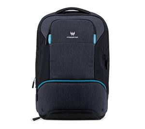 "ACER Predator Hybrid Backpack 15.6"" Teal Blue Accents"