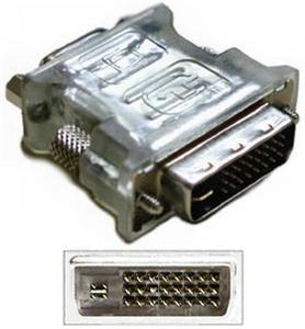Redukce DVI-I dual link na VGA D-SUB 15pin