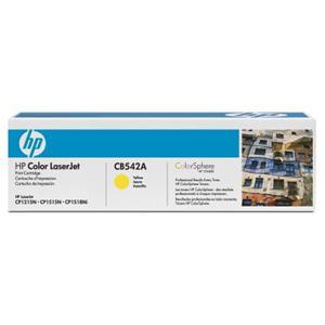 HP toner žlutá/yellow CB542A