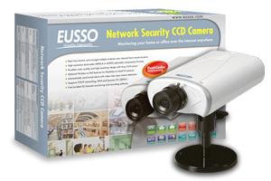 "EUSSO UNC7700-IPE PoE Internet IP kamera 32-CH, MPEG-4/MJPEG, 1/3"" CCD"