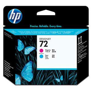 HP inkoustová cartridge Magenta, č. 72