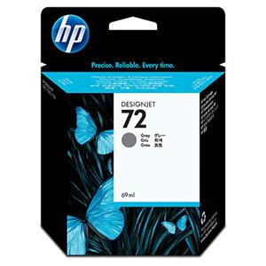 HP inkoustová cartridge Gray C9401A, č. 72