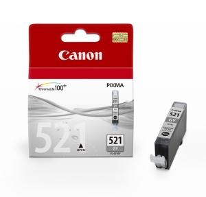 Canon inkoustová cartridge Gray CLI-521GY pro MP980