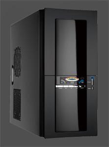 Eurocase middle tower case V400, bez zdroje, ATX