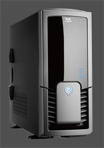 Eurocase middle tower case L800, bez zdroje, ATX
