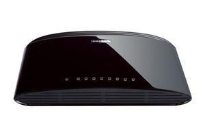 D-LINK DES-1008D, Switch 8-port (8x10/100)