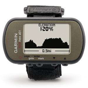 Garmin Foretrex 401, outdoorové hodinky
