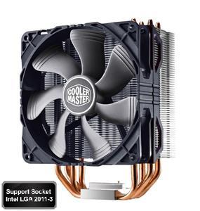 Chladič CPU Coolermaster Hyper 212+ ,skt. 2011/1366/1156/1155/1151/1150/775/AM2/AM3/FM1/FM2 silent 19dBA