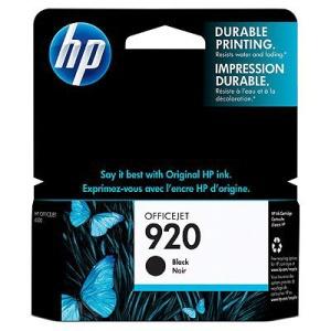 HP inkoustová cartridge Black CD971AE, HP 920 Officejet