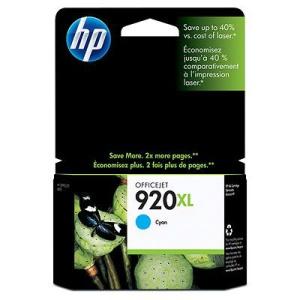 HP inkoustová cartridge Cyan CD972AE, HP 920XL Officejet