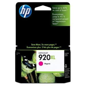 HP inkoustová cartridge Magenta CD973AE, HP 920XL Officejet