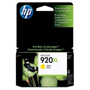 HP inkoustová cartridge Yellow CD974AE, HP 920XL Officejet