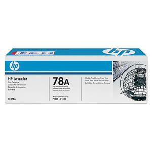 HP toner černý pro P1566, P1606dn s inteligentní tiskovou technologií , CE278A