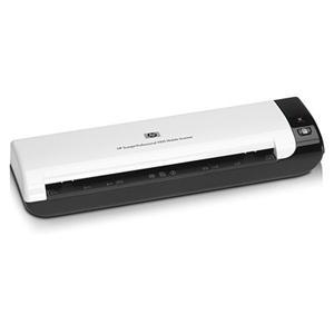 HP SCANJET Professional 1000 (A4, 600dpi, 48bit, USB), mobilní, napájení USB
