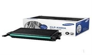 Samsung toner černý CLP-K660A pro CLP-610/660/CLX-6200/6210 - 2 500 str.