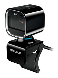 Microsoft webov� kamera LifeCam HD-6000 Notebook