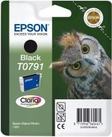 Epson inkoustová cartridge černá T0791 Ink, 11 ml