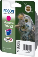 Epson inkoustová cartridge purpurová T0793 Claria Photographic Ink, 11 ml