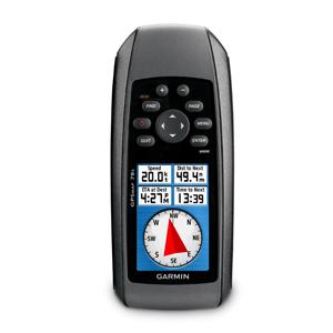 Garmin GPSMAP 78s, ruční outdoorová navigace