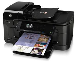 HP e-All-in-One OfficeJet 6500A Plus (E710n) (Print, Scan, Copy, Fax) , USB, LAN, WIFI, ADF, Duplex