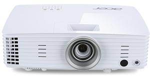 ACER Projektor U5520B - Ultra Short Throw - DLP 3D - ColorBoost 3D - 144Hz 24p - FullHD 1920x1080 - 3000LUMENS - 10000:1