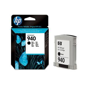 HP inkoustová cartridge Black C4902AE, HP 940 Officejet