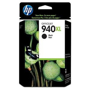 HP inkoustová cartridge Black C4906AE, HP 940XL Officejet