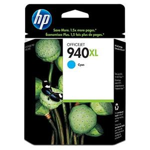 HP inkoustová cartridge Cyan C4907AE, HP 940XL Officejet