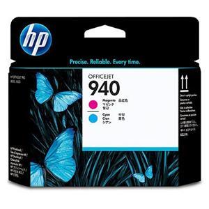 HP tisková hlava Magenta + Cyan C4901A, HP 940 Officejet