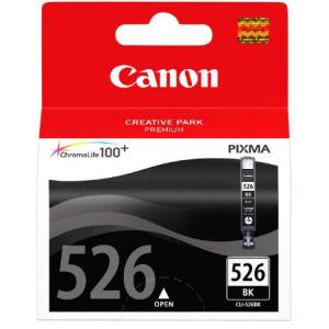 Canon inkoustová cartridge Black CLI-526Bk pro iP4850/MG5150/MG5250/MG6150/MG8150