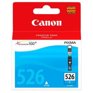 Canon inkoustová cartridge Cyan CLI-526C pro iP4850/MG5150/MG5250/MG6150/MG8150