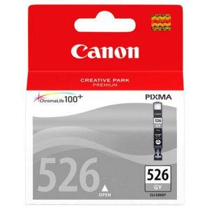 Canon inkoustová cartridge Grey CLI-526GY pro iP4850/MG5150/MG5250/MG6150/MG8150