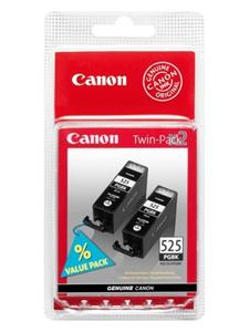 Canon inkoustová cartridge Black PGI-525PGBk Twin pack pro iP4850/MG5150/MG5250/MG6150/MG8150