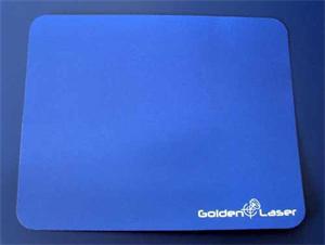 Podložka pro optické a laserové myši, modrá