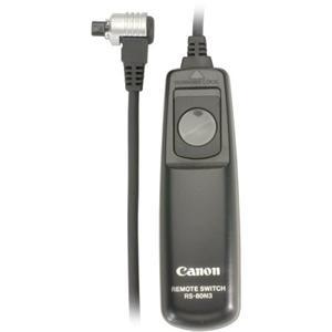Canon RS-80N3 - drátěná spoušť pro EOS40D,50D, 1DMarkIII, 1DsMarkIII