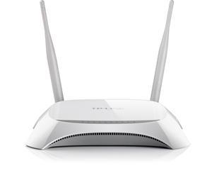 TP-LINK TL-MR3420, Wireless 3G router 300 Mbps,1x WAN,4x LAN,1 x USB