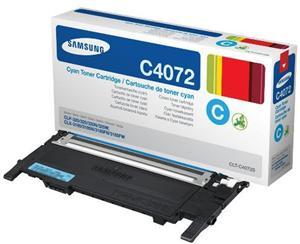 Samsung toner azurový CLT-C4072S pro CLP-320/325,CLX-3185 - 1000 str.