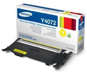 Samsung toner žlutý CLT-Y4072S pro CLP-320/325,CLX-3185 - 1000 str.