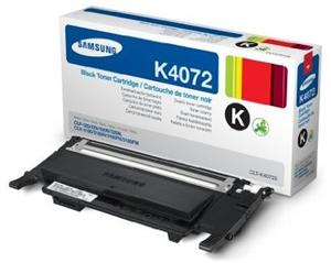 Samsung toner černý CLT-K4072S pro CLP-320/325/CLX-3185 - 1500str.