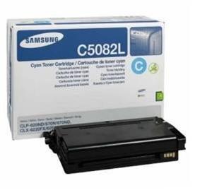 Samsung toner azurový CLT-C5082L pro CLP-620/670/CLX-6220 - 4 000 str.