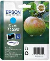 Epson inkoustová cartridge Cyan T1292 pro Stylus SX420W/425W/525WD/ 620FW, BX305F/305FW/320FW/525WD/625FWD/625FWD
