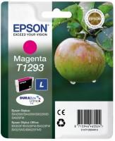 Epson inkoustová cartridge Magenta T1293 pro Stylus SX420W/425W/525WD/ 620FW, BX305F/305FW/320FW/525WD/ 25FWD
