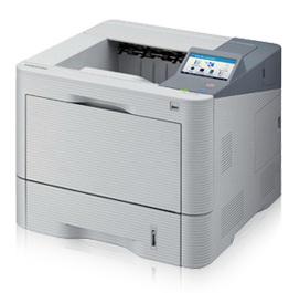 """SAMSUNG ML-5015ND (A4,48ppm,1200x1200dpi,256MB,Duplex,USB,Ethernet,4.3"""" barevný dotykový displej)"""
