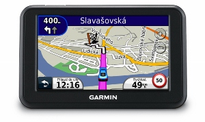 "Garmin N�vi 40 �R Lifetime PLUS - 19 st�t� EU/4,3"" LCD + TOPO Czech"