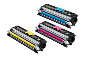 Konica Minolta sada barevných tonerů (C,M,Y) do MC 1600W/1650EN/1680MF/1690MF (2,5k)