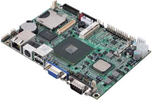 "Commell LE-375PTfanless 3.5"" miniboard Intel® AtomTM Z520PT,1xGbe,1xPCIe mini,CF,IDE,SO-DIMM DDR2/400"