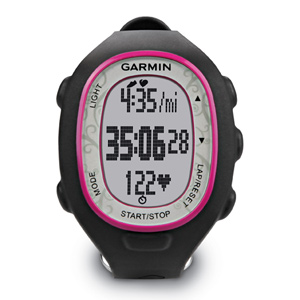 Garmin Forerunner 70W HR a USB ANT+ (Pink), sportovní hodinky