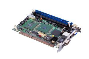 PISA CPU card Commell HS-870PCM6,Intel® ULV Celeron M 600,VGA,1xGbe,2xIDE,1xDIMM DDR/266
