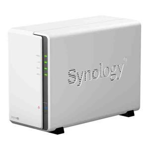 "Synology NAS DS216se 2x 3,5""/2,5"" SATAIII/II , 256MB DDR3, 2x USB2.0, 1x Gb LAN"